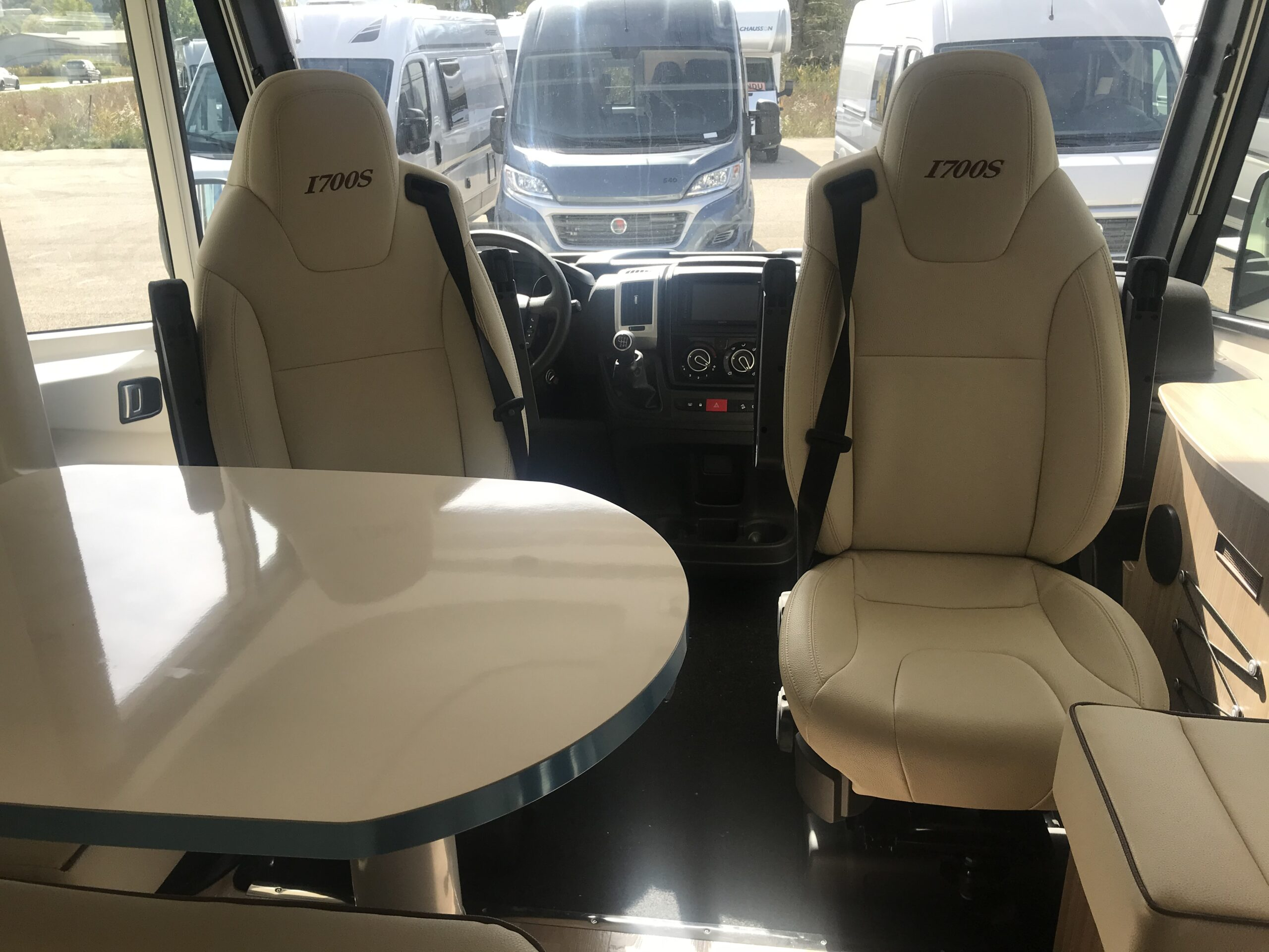 AUTOSTAR I700S – DERNIER VEHICULE
